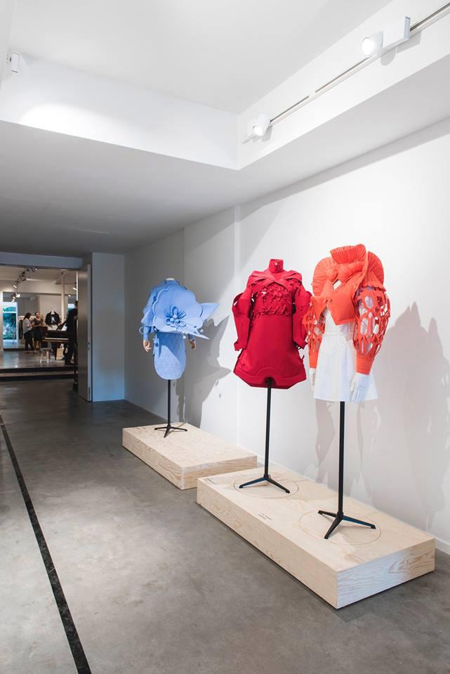 Tailor's NY - Paspoppen - Dresses Expo - Antwerpen