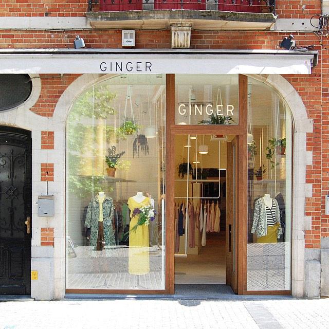 Tailor's NY - Paspoppen - Ginger Flagship Store - Antwerpen